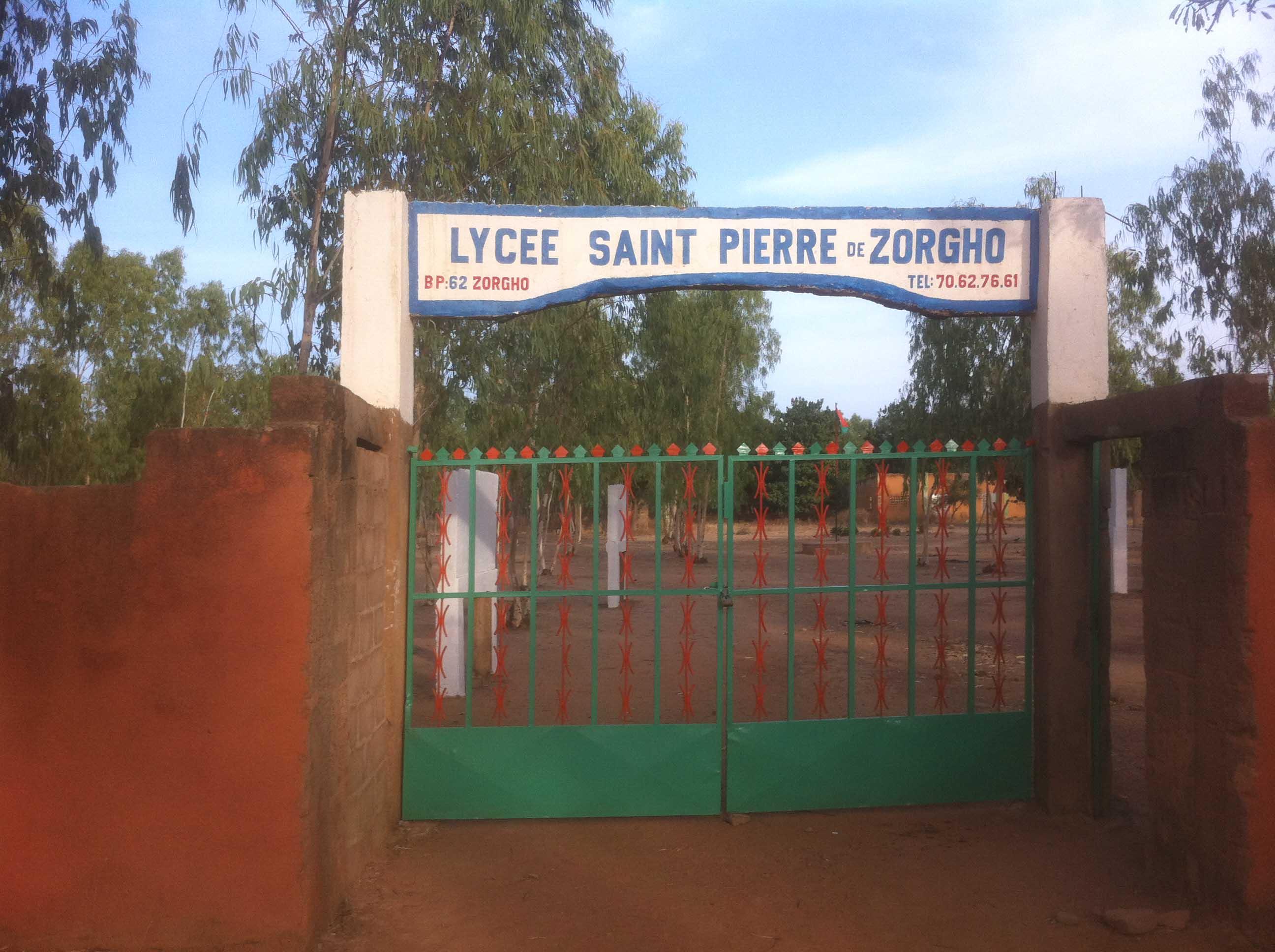 Lycée Saint-Pierre